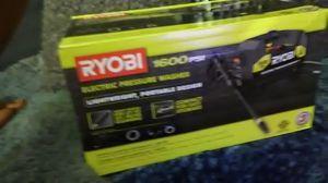 Ryobi 1600 psi electric pressure washer for Sale in Pacifica, CA