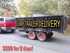Trailer delivery for Sale in Woodstock, GA