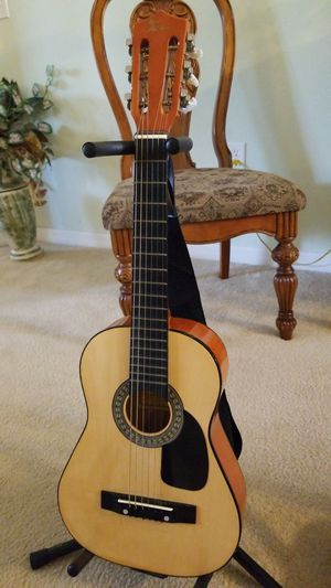 Youth/ Child Guitar w/stand for Sale in Spring Hill, FL