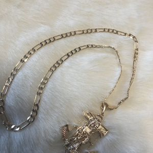 Gold Plated Necklace Sabra Muerte for Sale in Avondale, AZ