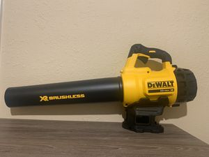 NEW DEWALT XR HANDHELD BLOWER (JUST TOOL) NO BATERIA NO CARGADOR for Sale in Dallas, TX