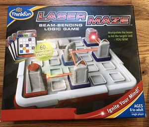 ThinkFun Laser Maze Game for Sale in Woodinville, WA