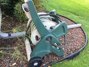 Hose and reel for Sale in Appleton, WI
