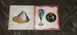 CREAM ALBUM INSERT POSTERS AUTHENTIC ORIGINAL for Sale in Alhambra, CA