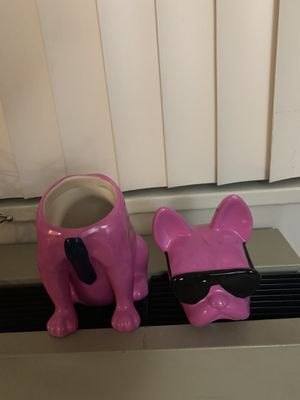 dog cookie jar for Sale in Washington, DC