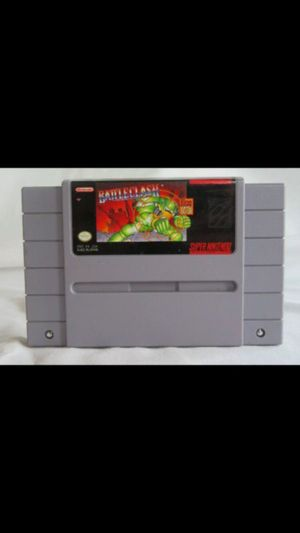 Battle Clash SNES Game for Sale in New York, NY