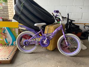 "Disney princess bike 16"" for Sale in Pittsburgh, PA"