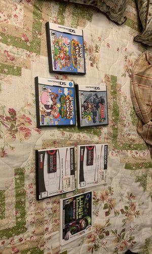 DS/3DS Games: Zelda, Luigi, Harvest Moon, and Resident Evil for Sale in Cedar Hill, TX