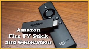 Amazon Fire TV Stick 2nd Generation for Sale in Vallejo, CA
