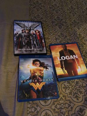 Three movies for 14$ for Sale in San Bernardino, CA