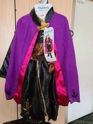 Anna costume and wig. New for Sale in Rancho Santa Margarita, CA