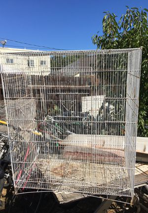 Large bird cage for Sale in Sunnyvale, CA