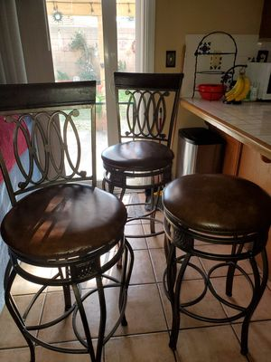 Bar chairs for Sale in Rialto, CA