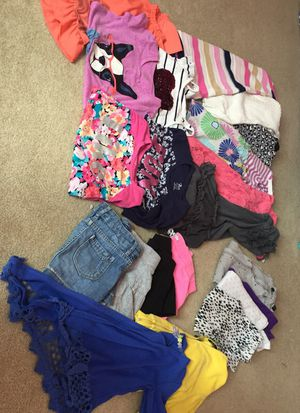 5t-6t girls clothes for Sale in Ashland, VA