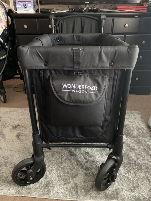 Twin/Double Stroller Wagon Wonderfold W2