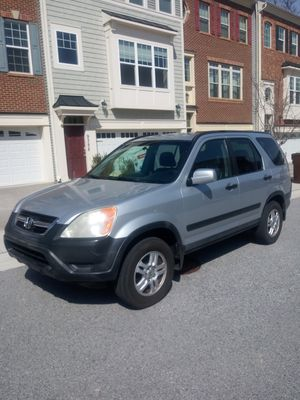 Honda CRV for Sale in Laurel, MD
