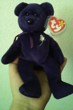 Official princess Diana beanie baby for Sale in Hemet, CA