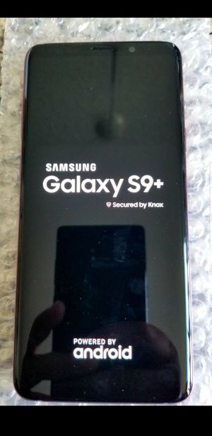Samsung Galaxy s9 plus for Sale in Compton, CA