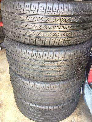 Set of 4 tires 215 /45/18 for Sale in Orange, CA