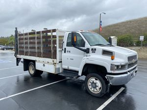 2007 Chevy C4500 Duramax diesel Flatbed for Sale in Arcadia, CA