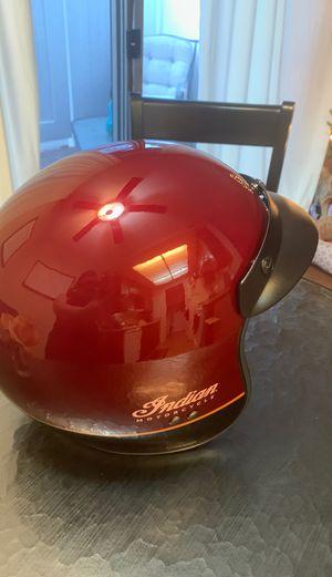 Indian Motorcycle Helmet Medium New for Sale in Hacienda Heights, CA