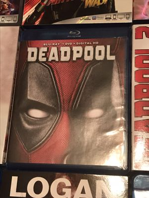 Deadpool Blu-ray DVD for Sale in Gardena, CA