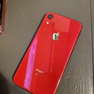 Red iPhone XR - 64GB for Sale in Woodinville, WA