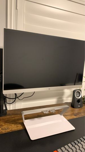 hp pavilion 27xw computer monitor for Sale in Whittier, CA