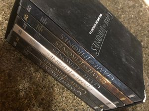 DVD-GAME OF THRONES 1-6 for Sale in Tamarac, FL