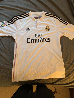 Adidas Real Madrid La Liga Jersey for Sale in Washington, DC