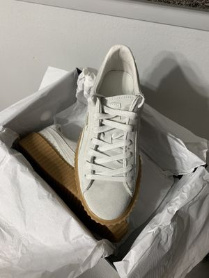 Puma Rihanna Fenton suede creepers- Size 7.5 for Sale in Naperville, IL