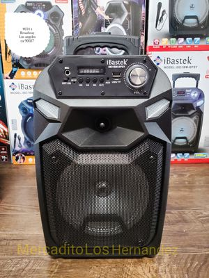 "Mic 🎤 Bluetooth Speaker 8"" Bocina Nueva 🔊 Pulgadas LED Lights Karaoke 🎤 Included Rechargeable 🔋 +++ for Sale in Los Angeles, CA"