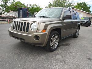 2008 Jeep Patriot 4x4 123k miles for Sale in Selma, TX