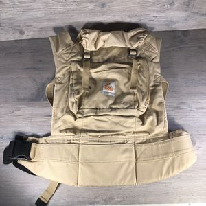 Ergo Original Baby Carrier - Khaki for Sale in Clayton, MO