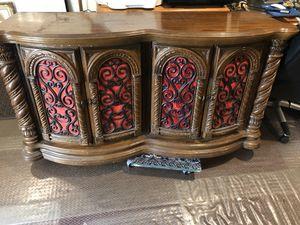 Solid Antique Furniture Dresser for Sale in Jersey City, NJ