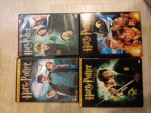 Harry Potter dvds for Sale in Boca Raton, FL