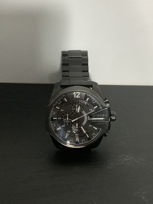 Diesel watch mega chief chronograph for Sale in Los Angeles, CA