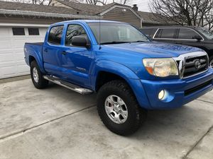 Rims and tires for Toyota tacoma for Sale in Warren Park, IN
