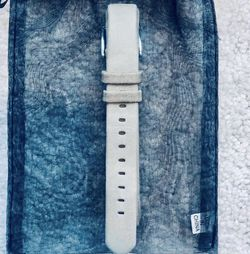 NEW Fitbit Alta Genuine Suede Band - Gray for Sale in Rockville,  MD