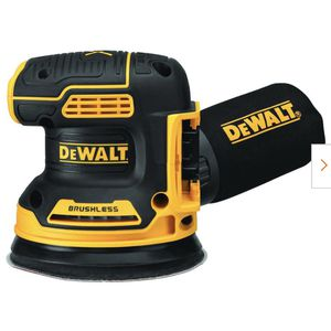 DeWalt 20-Volt MAX XR Lithium-Ion Cordless Brushless 5 in. Random Orbital Sander (Tool-Only) for Sale in Happy Valley, OR
