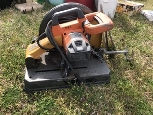 Chop Saw for Sale in Durham, NC