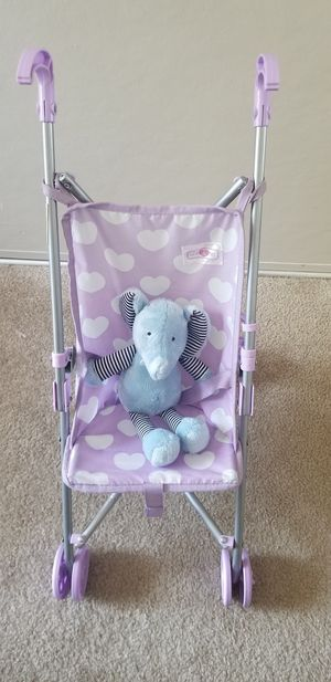 Doll Stroller-Hearts for Sale in Fremont, CA