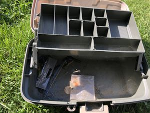 Fishing tackle box for Sale in Waynesburg, PA