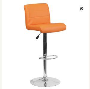 3 Adjustable bar stools for Sale in Arlington, VA