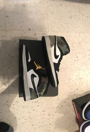 Air Jordan 1 Mid Camo for Sale in Worcester, MA