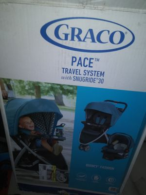 Graco Pace Travel System, Quincy - New Travel Systems for Sale in Elk River, MN