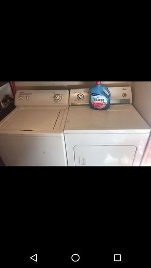 Washer and dryer for Sale in Moriarty, NM
