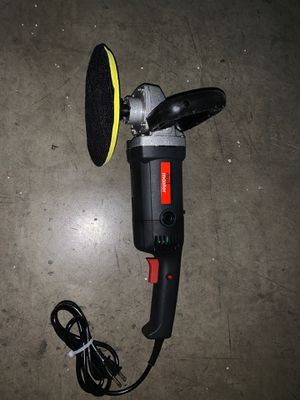 7 In. 10 Amp Variable Speed Polisher for Sale in Cerritos, CA