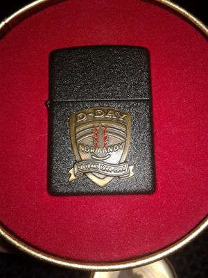 50th anniversary D-Day Zippo for Sale in Louisville, KY