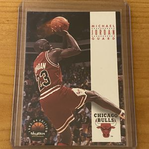 Michael Jordan 1993 Skybox #45 for Sale in Bothell, WA